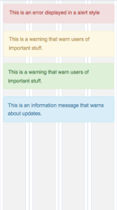 Image of a alerts