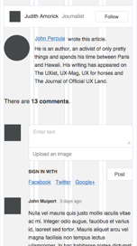 Image of a blog-comments