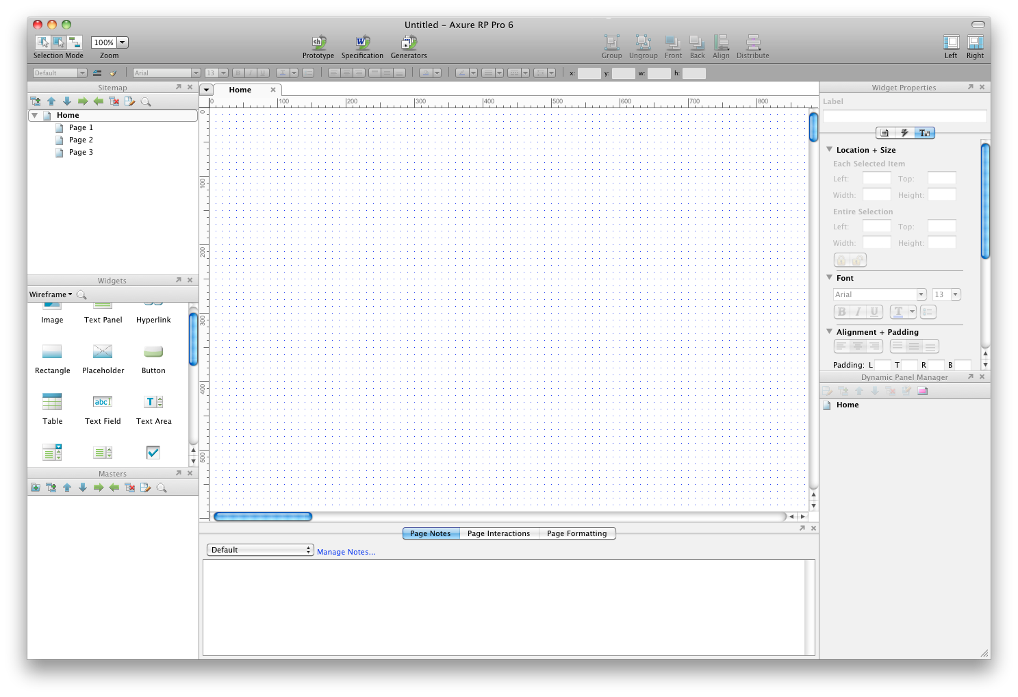 axure for mac os x